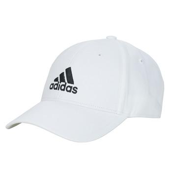 Textilní doplňky Kšiltovky adidas Performance BBALL CAP COT Bílá