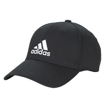 Textilní doplňky Kšiltovky adidas Performance BBALL CAP COT Černá