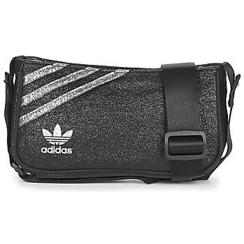 adidas Tašky přes rameno MINI AIRLINER - Černá