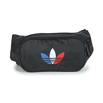 Taška Ledvinky adidas Originals TRICLR WAISTBAG Černá