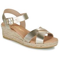 Boty Ženy Sandály Betty London GIORGIA Zlatá