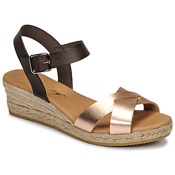 Boty Ženy Sandály Betty London GIORGIA Hnědá