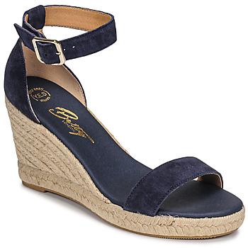 Boty Ženy Sandály Betty London INDALI Tmavě modrá