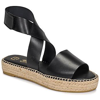 Boty Ženy Sandály Betty London EBALUIE Černá
