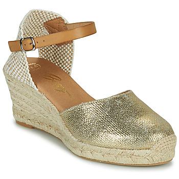 Boty Ženy Sandály Betty London CASSIA Zlatá