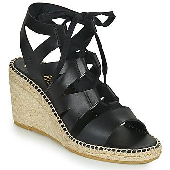 Boty Ženy Sandály Betty London OLEBESY Černá