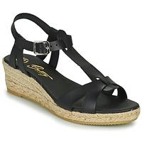 Boty Ženy Sandály Betty London OBORSEL Černá