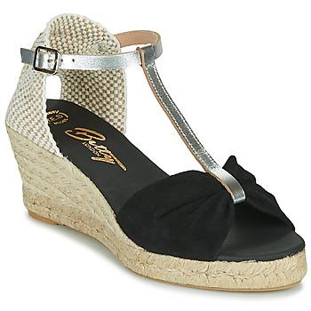 Boty Ženy Sandály Betty London OREINOA Černá