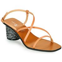 Boty Ženy Sandály Vanessa Wu SD2226SM Oranžová