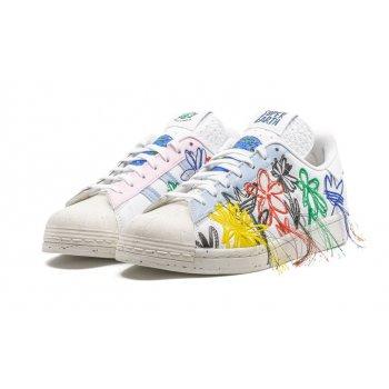 Boty Nízké tenisky adidas Originals Superstar x Sean Wotherspoon White/Off-White