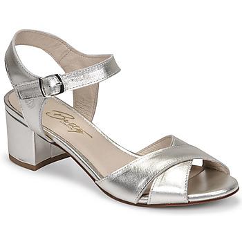 Boty Ženy Sandály Betty London OSKAIDI Stříbrná