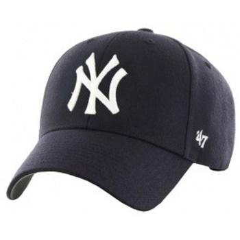 Textilní doplňky Muži Kšiltovky 47 Brand MLB New York Yankees Cap modrá