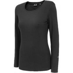 Textil Ženy Mikiny 4F Womens černá
