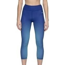 Textil Ženy Legíny 4F Womens Functional Trousers modrá