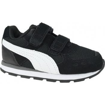 Boty Děti Multifunkční sportovní obuv Puma Vista V Infants černá