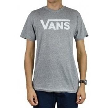 Textil Muži Trička s krátkým rukávem Vans Classic Heather Athletic Tee šedá