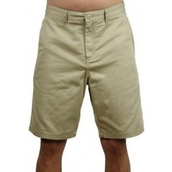Textil Muži Kraťasy / Bermudy Vans Authentic Stretch 50 Short šedá