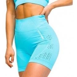 Textil Ženy Kraťasy / Bermudy Gymhero California Cute Shorts modrá
