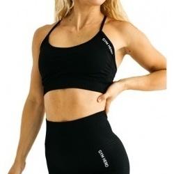 Textil Ženy Sportovní podprsenky Gymhero California Cute Bra černá