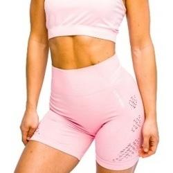 Textil Ženy Kraťasy / Bermudy Gymhero California Cute Shorts růžová