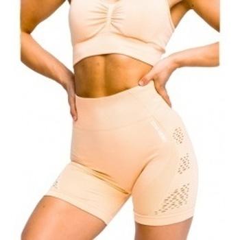 Textil Ženy Kraťasy / Bermudy Gymhero California Cute Shorts oranžová