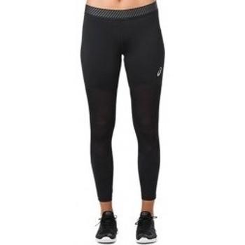 Textil Ženy Legíny Asics Base Layer 78 Tight W černá