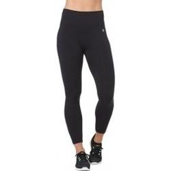 Textil Ženy Kalhoty Asics Seamless Cropped Tight černá