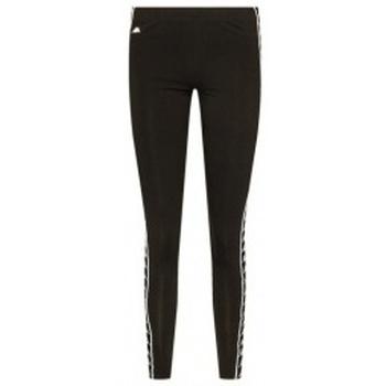 Textil Ženy Kalhoty Kappa Hanne Women Leggings černá
