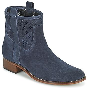 Boty Ženy Kotníkové boty Betty London OSEILAN Tmavě modrá