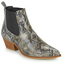 Boty Ženy Kotníkové boty Betty London OGEMMI Šedobéžová