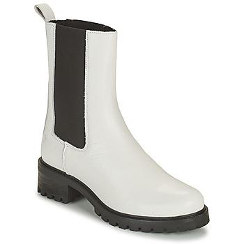 Boty Ženy Kotníkové boty Betty London OLANDI Bílá