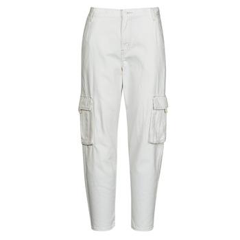 Textil Ženy Cargo trousers  Levi's LOOSE CARGO Béžová