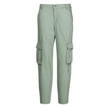 Textil Ženy Cargo trousers  Levi's LOOSE CARGO Šedá / Zelená