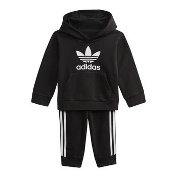 Textil Děti Mikiny adidas Originals DV2809 Černá