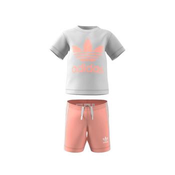 Textil Děti Set adidas Originals GN8192 Bílá