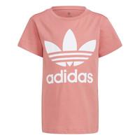 Textil Děti Trička s krátkým rukávem adidas Originals GN8205 Bílá