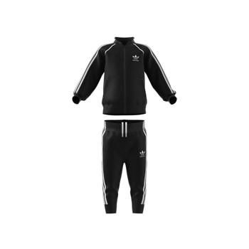 Textil Děti Teplákové soupravy adidas Originals GN8441 Černá