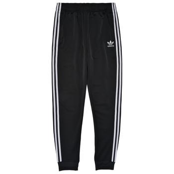 Textil Děti Teplákové kalhoty adidas Originals GIANNY Černá