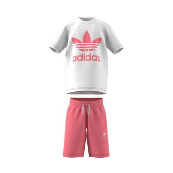 Textil Děti Set adidas Originals COLIPA Bílá