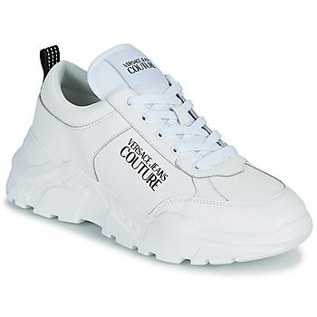 Boty Muži Nízké tenisky Versace Jeans Couture MINOTA Bílá