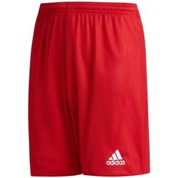 Textil Chlapecké Kraťasy / Bermudy adidas Originals JR Parma 16 Červené