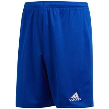Textil Chlapecké Kraťasy / Bermudy adidas Originals JR Parma 16 Modré