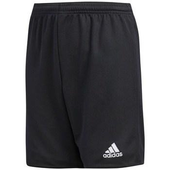 Textil Chlapecké Kraťasy / Bermudy adidas Originals JR Parma 16 Černé