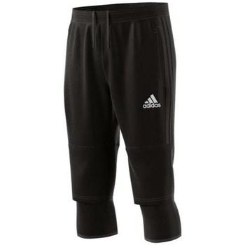 Textil Chlapecké Teplákové kalhoty adidas Originals JR Tiro 17 Černé