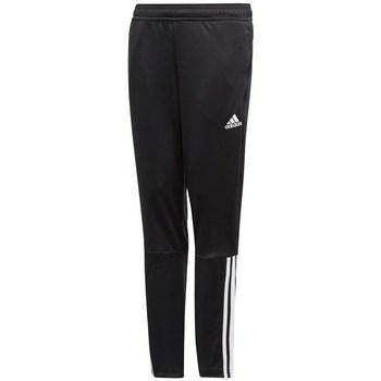 Textil Chlapecké Kalhoty adidas Originals JR Regista 18 Černé
