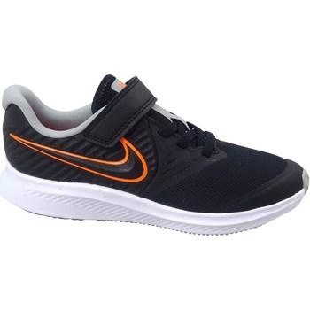 Boty Děti Fitness / Training Nike Star Runner 2 Černé