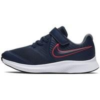 Boty Děti Nízké tenisky Nike Star Runner 2 Psv Tmavomodré