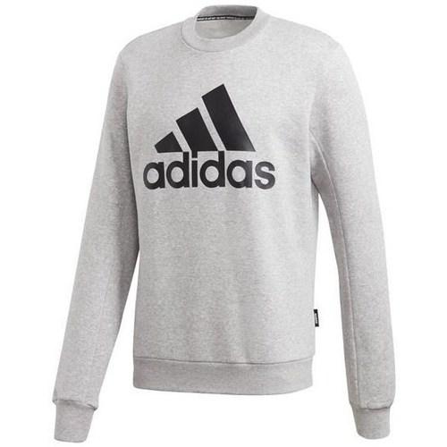 Textil Muži Mikiny adidas Originals M MH Bos Crew FL Šedé