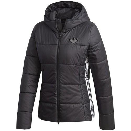 Textil Ženy Bundy adidas Originals Slim Jacket Černé