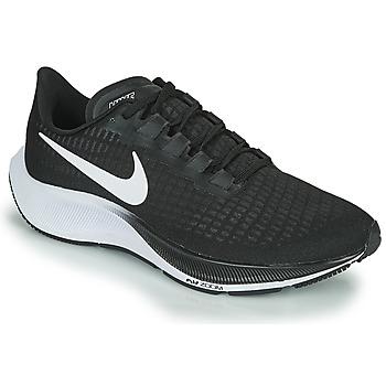 Boty Muži Běžecké / Krosové boty Nike AIR ZOOM PEGASUS 37 Černá / Bílá